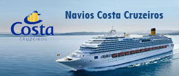 Reserva Online Costa Cruzeiro