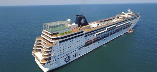 Grand Voyage 2019/20 – Itália(Veneza) > Brasil(Santos) – MSC Sinfonia