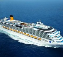 Costa Pacifica – Travessia Atlântico Itália > Brasil