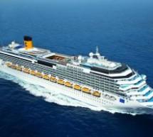 Costa Pacifica – Travessia Atlântico Brasil – Espanha