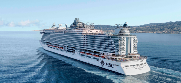 Cruzeiro Rumo a Salvador e Maceió – MSC Seaside