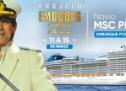 Projeto Emoções 2022 – MSC Preziosa