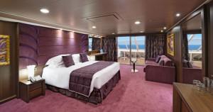 MSC Yacht Club Suíte Deluxe - para hóspedes com deficiências físicas Imagem representativa da Classe Fantasia