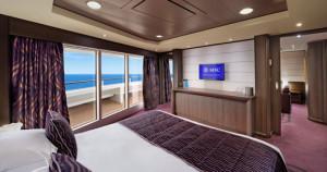 MSC Yacht Club Suíte Executiva & Familiar Imagem representativa da Classe Fantasia