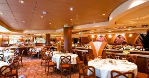 Restaurante L'Oleandro - MSC Musica